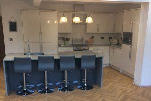 kitchen extension didsbury