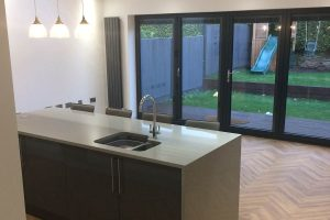 kitchen extension didsbury