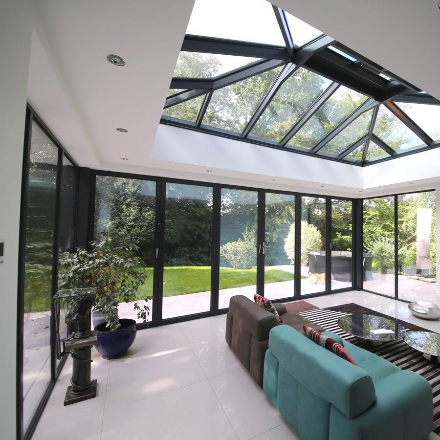 Orangeries build Manchester
