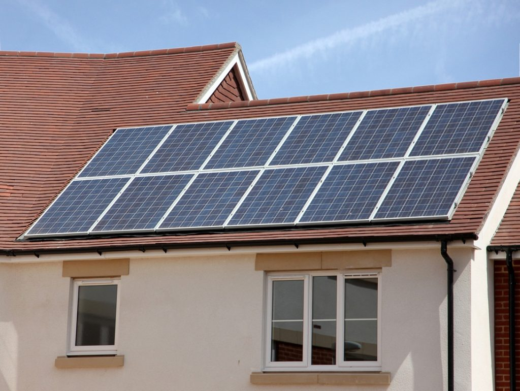 energy efficient house building manchester